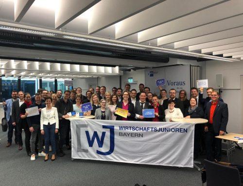 Mitgliederversammlung der Wirtschaftsjunioren Bayern mit neuem Konzept
