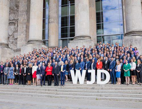 25 Jahre Know how Transfer im Deutschen Bundestag