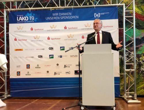 Landeskonferenz 2019: Gemeinsam Gegensätze überbrücken