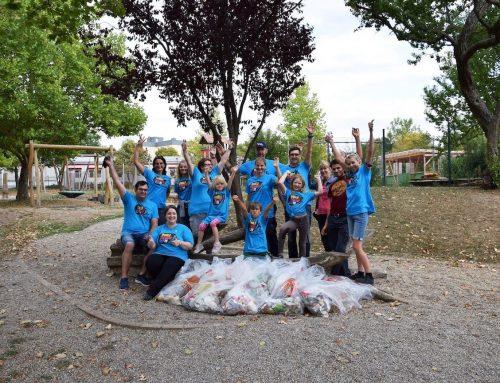 WJ Bayern unterstützt den World Cleanup Day 2019