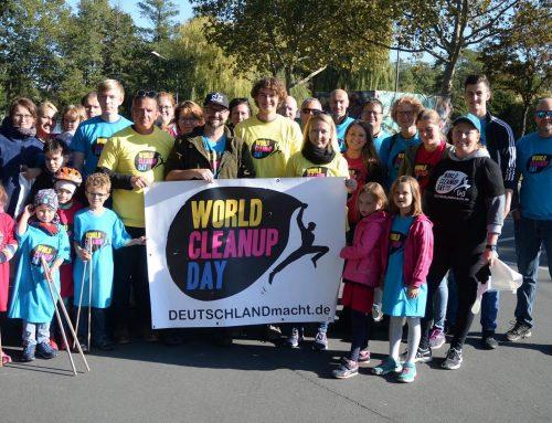 Saubere Arbeit! Bayerische Junioren packen Müllproblem an